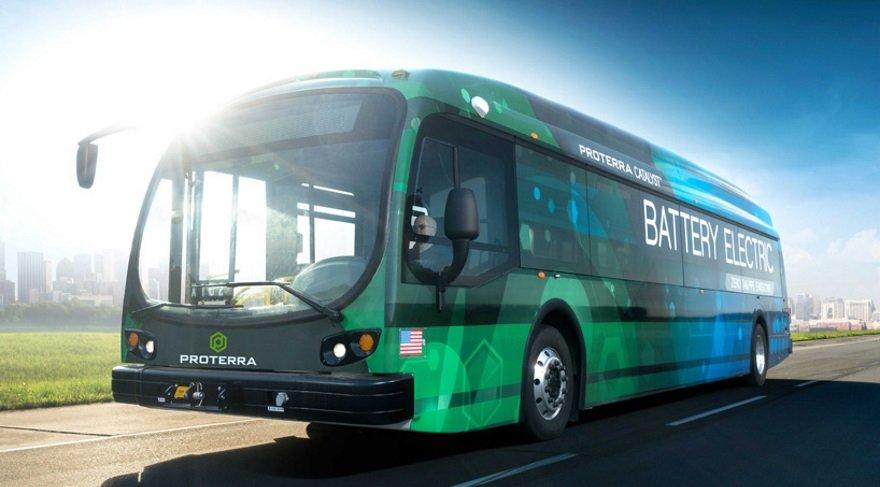 Bu elektrikli otobüs dünya rekoru kırdı!