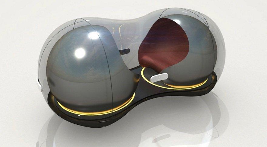 Gelecekte otomobillerin hepsi böyle mi olacak?