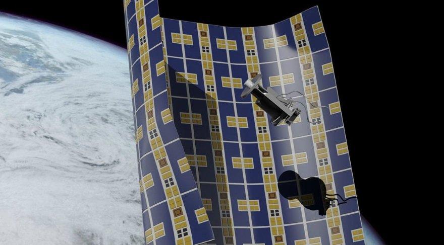 Bu battaniye uzayda dolanacak! Üretiliş amacına şaşıracaksınız...