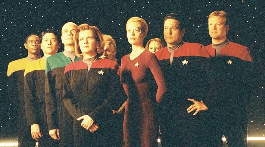 Star Trek'in en çok izlenen bölümleri açıklandı