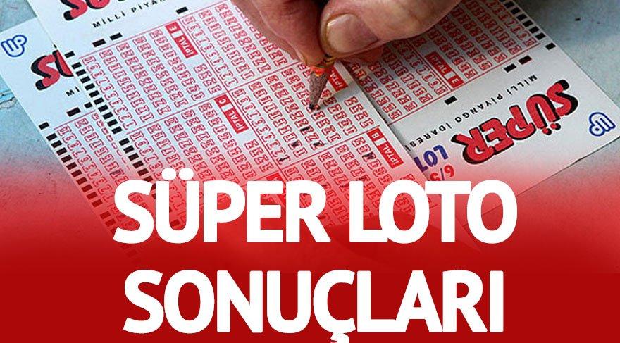 Süper Loto çekiliş sonuçları açıklandı: İşte şanslı numaralar...
