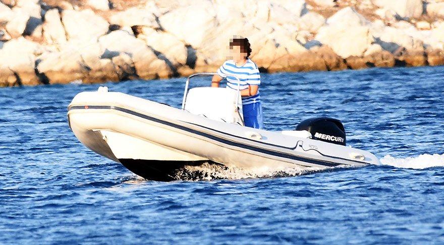 Çocukların kontrolüne verilen hız tekneleri ölüm saçıyor