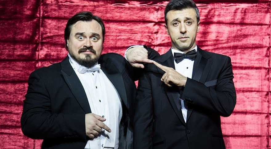 İki Türk tenor Toronto Film Festivali'nde sahne alacak