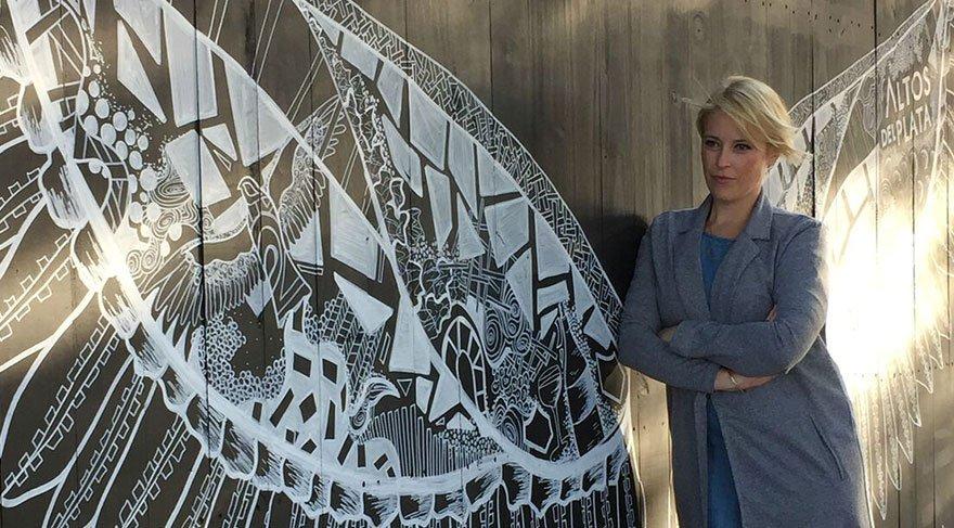 """""""Street Art"""" sanatçısı Kelsey Montague ilk kez Türkiye'ye geliyor!"""