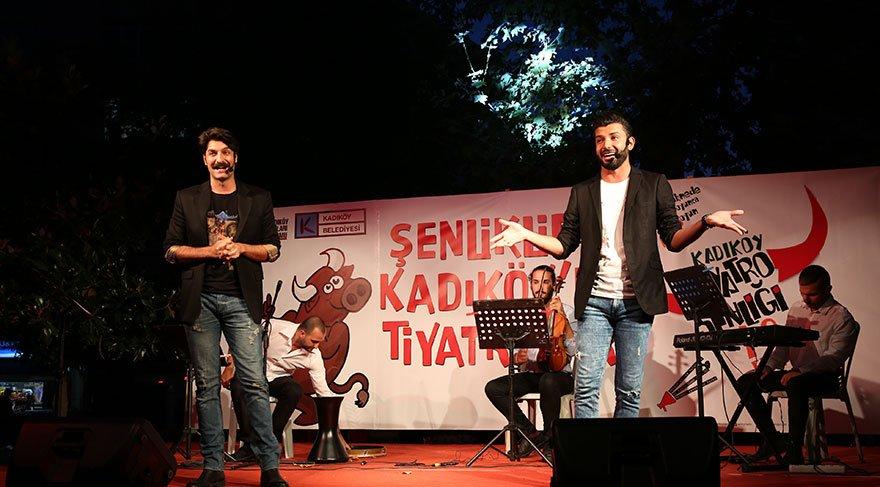 Kadıköy'de tiyatro şenliği! 15 günde 24 oyun…