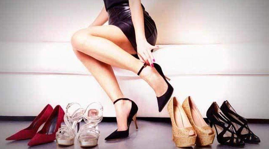 Topuklu ayakkabılarınız ile fark yaratmak için 5 ipucu!