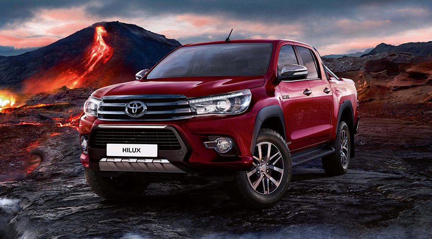 HILUX'a yeni motor
