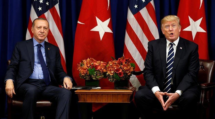 Trump Twitter'dan duyurdu: Erdoğan'ı arayacağım