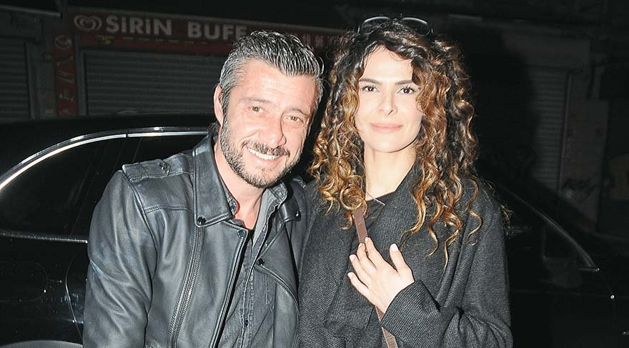 Tümer Metin ve Gamze Topuz ikinci kez barıştı