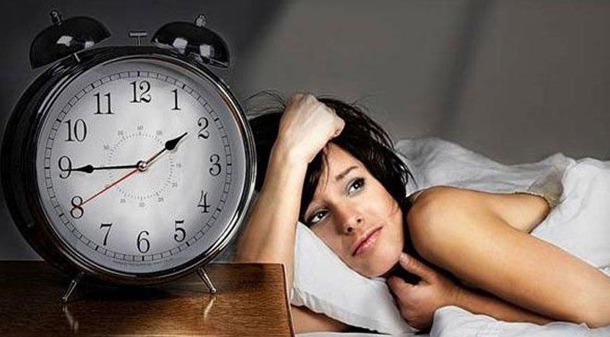 60 saniyede uykuya dalmak mümkün mü?