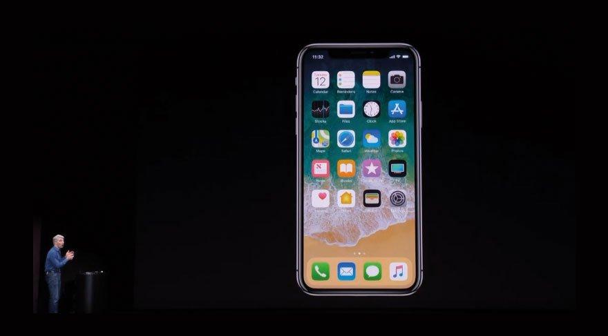 Apple iPhone X ile bütün dünyayı şaşırttı! İşte iPhone X özellikleri ve fiyatı...