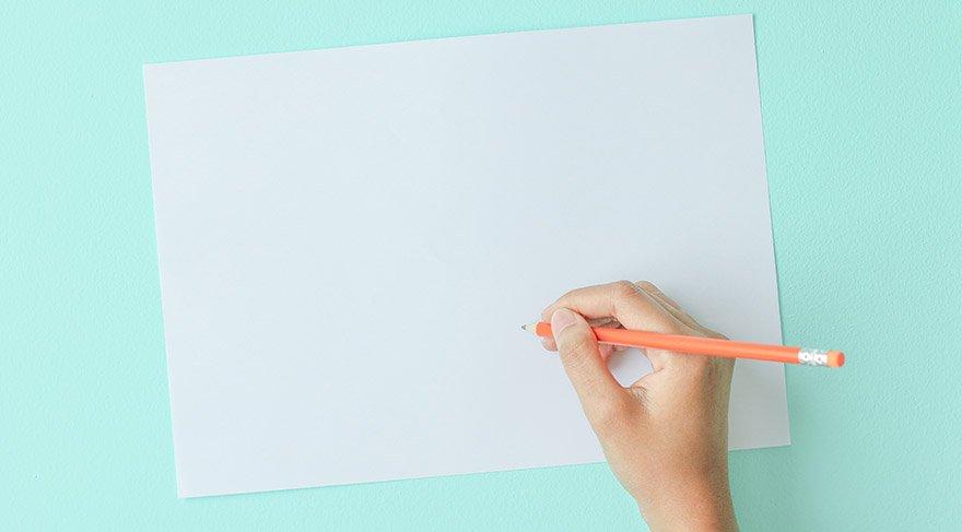 Alzheimer testi: Bir küp ya da saat çizmeye çalışın