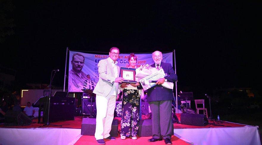 Yılmaz Gruda Milas Belediyesi tarafından ödüllendirildi