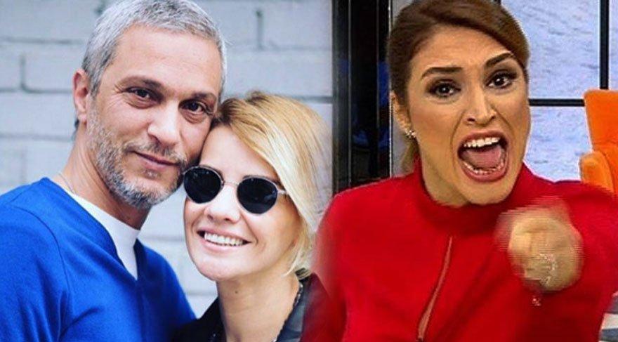 Esra Erol'un eşi Ali Özbir'den Zuhal Topal paylaşımı