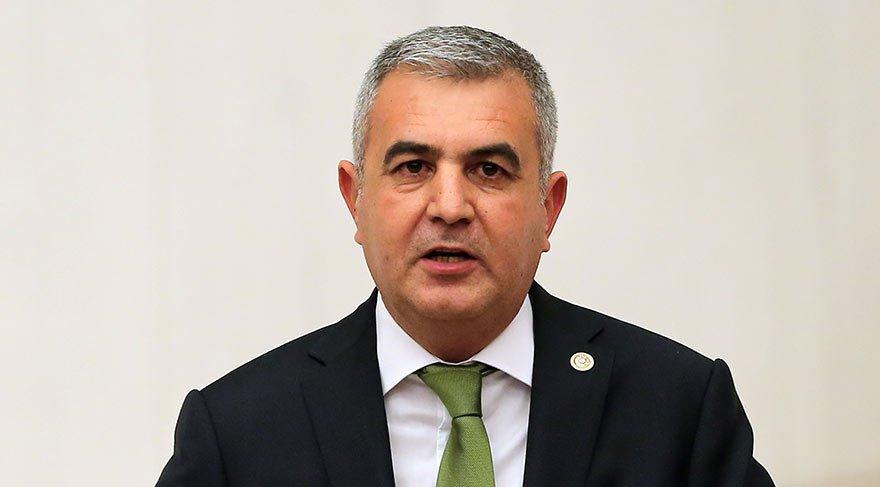 MHP Mersin Milletvekili Baki Şimşek
