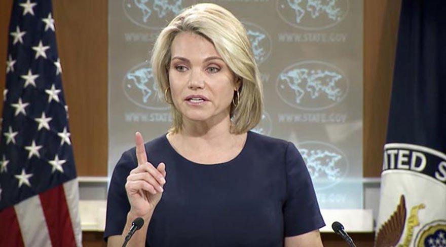 ABD'den yeni bir Türkiye açıklaması daha: Sözlerin tutulmasını bekliyoruz