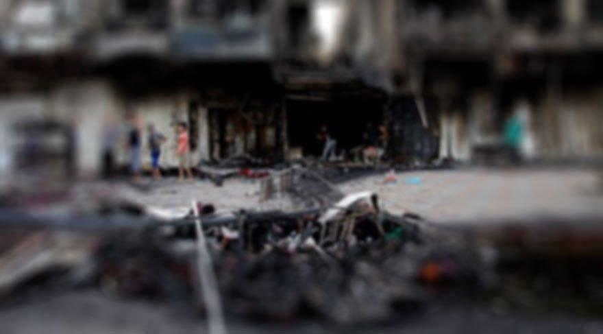 Bağdat'ın kuzeyinde bombalı saldırı
