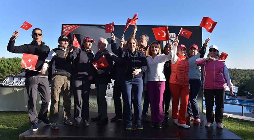 Rolls-Royce İstanbul Golf Cup 2017 sona erdi