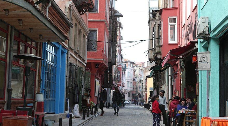 Balat sokakları FOTO: Depo Photos