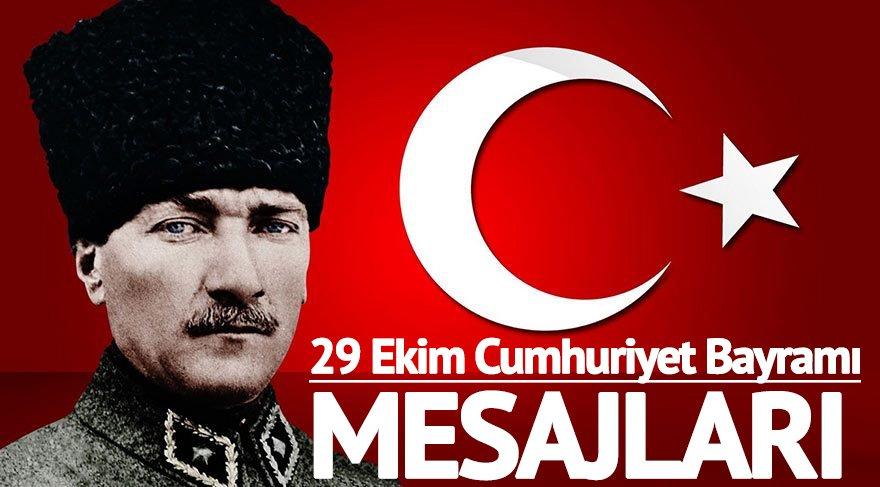 Cumhuriyetimiz 94 yaşında! İşte günün anlam ve önemine yönelik 29 Ekim Cumhuriyet Bayramı mesajları ve şiirleri!
