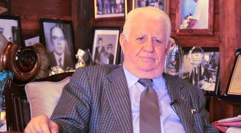 Polisan Boya'nın kurucusu ünlü iş adamı Necmettin Bitlis hayatını kaybetti