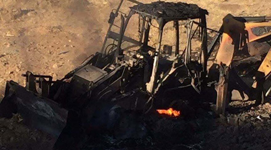 Siirt'te patlama! 1 kişi ağır yaralandı!