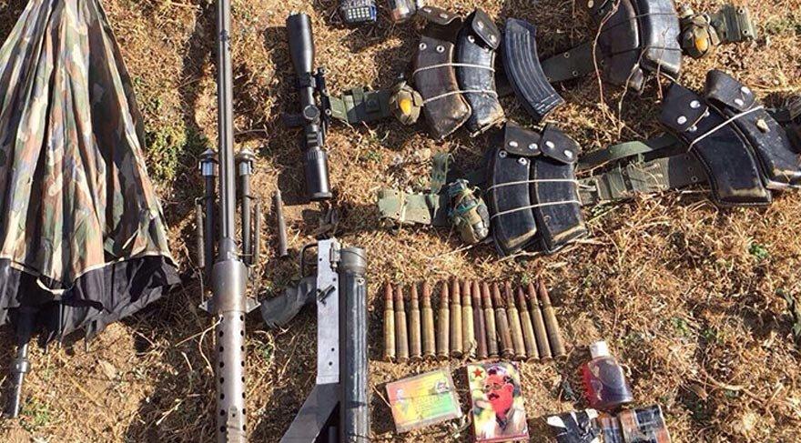 Bitlis'te çatışma! 1 terörist öldürüldü