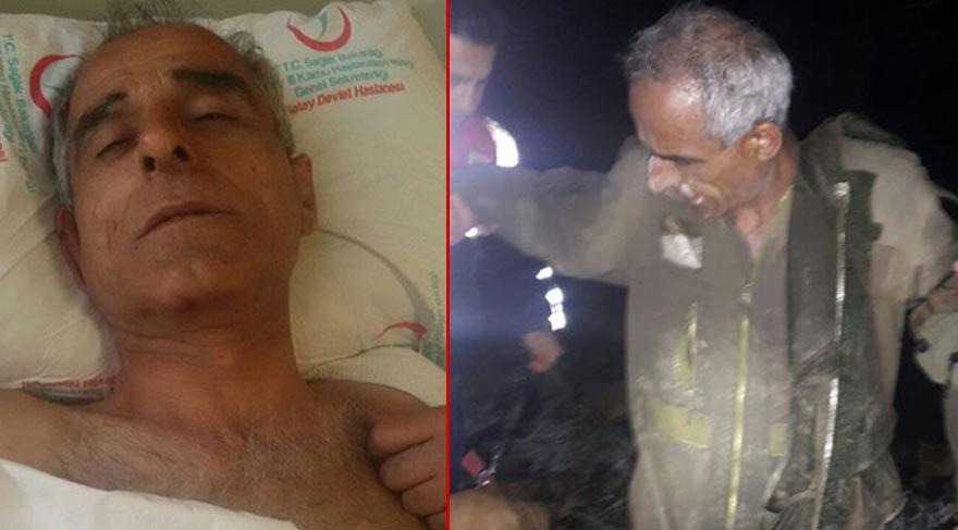 Serbest bırakılan pilot, Suriyeli yetkililere teslim edildi