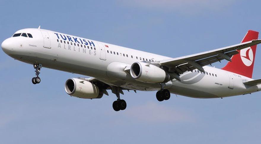 THY uçağı Viyana'ya acil iniş yaptı!