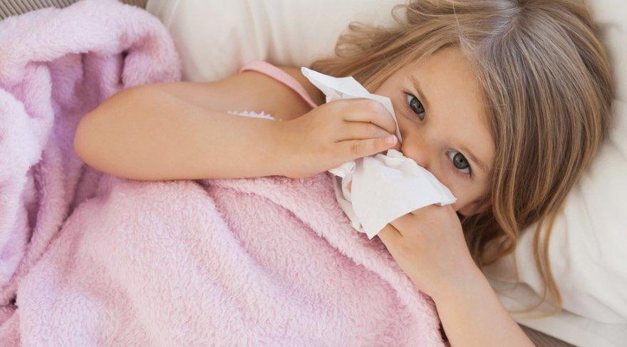 Çocukları gripten koruma yolları