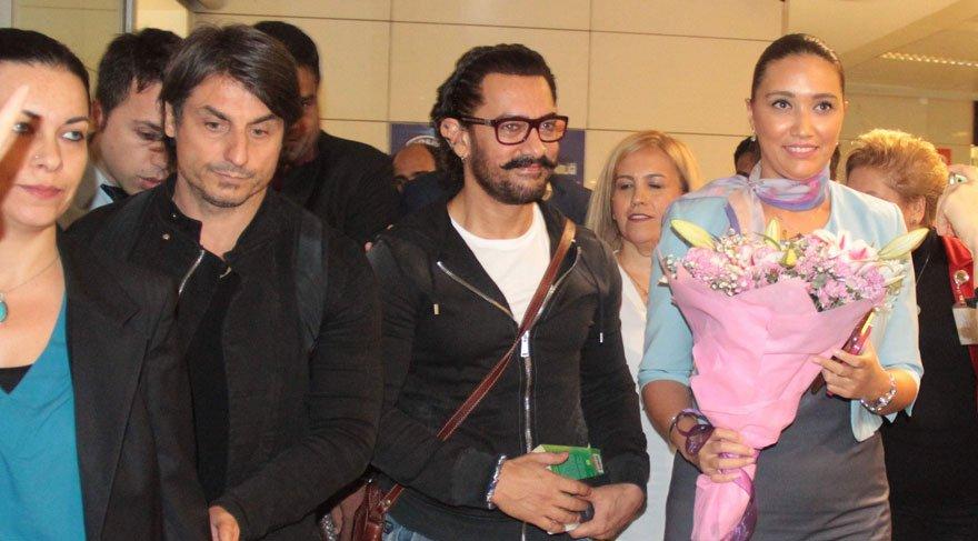 Aamir Khan havalimanında izdiham yarattı! – Aamir Khan kimdir?