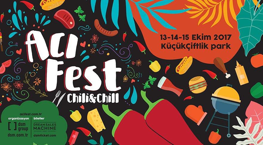 Acı Fest Chili&Chili'den acı sevenlere davet