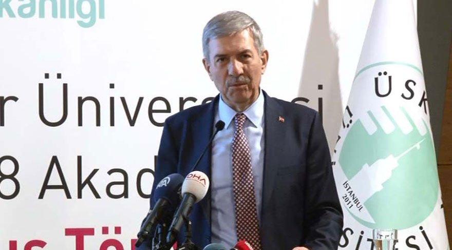Sağlık Bakanı Ahmet Demircan: Sağlık çalışanı sayımız OECD ortalamasının altında