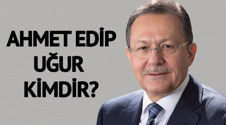 Ahmet Edip Uğur kimdir? Balıkesir Büyükşehir Belediye Başkanı Ahmet Edip Uğur istifa etti!