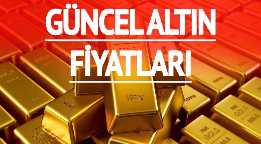 Altın yatırımcısının heyecanı zirvede! Altında yükseliş sürüyor… Çeyrek ve gram altın fiyatları! Altın ne kadar oldu? Güncel…