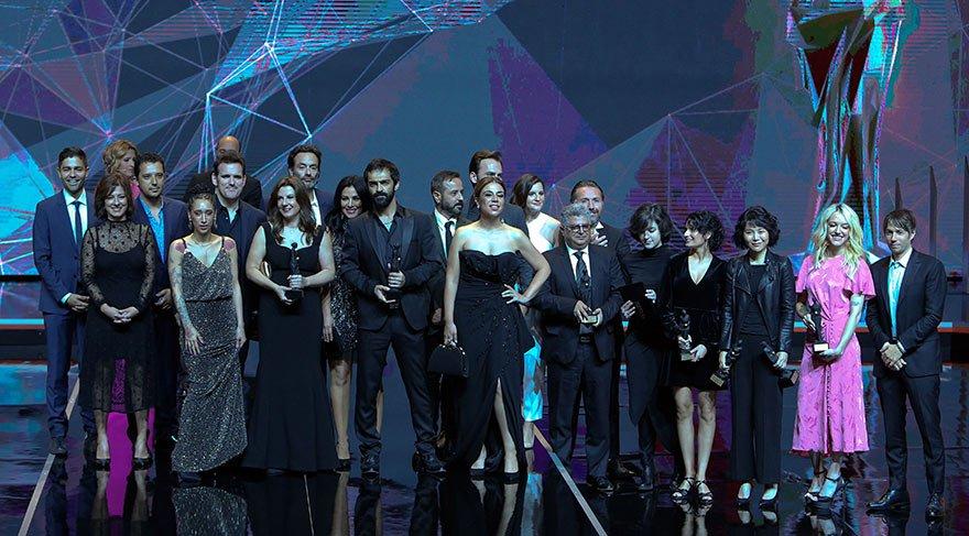 54. Antalya Uluslararası Film Festivali'nde ödüller sahiplerini buldu