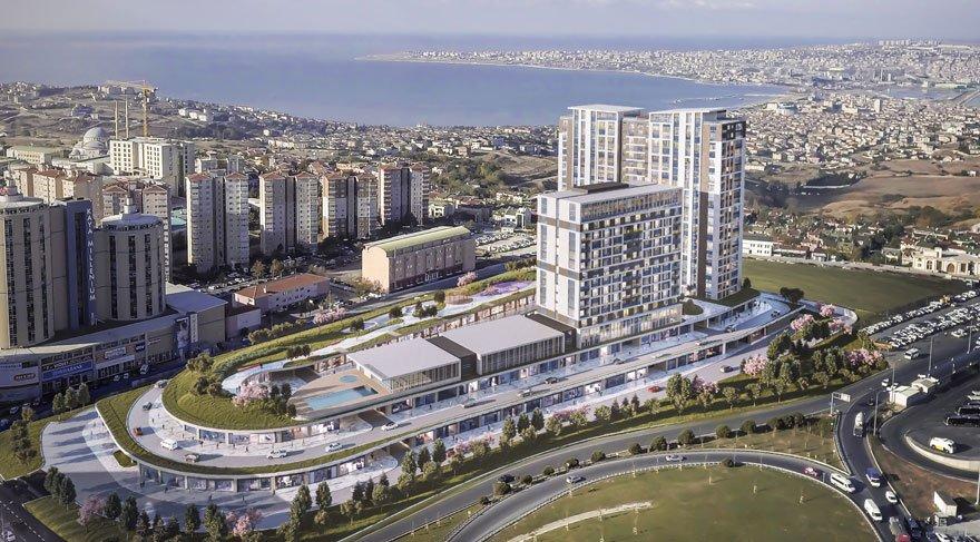 Gül İnşaat'tan yeni proje: Avenue İstanbul