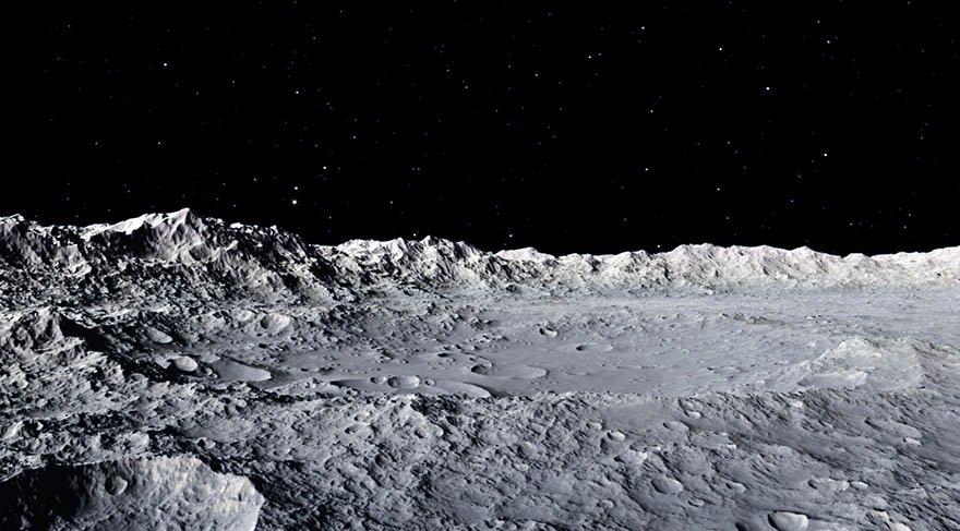 Japon Uzay Ajansı'ndan şok açıklama: 'Ay'da mağara bulduk'