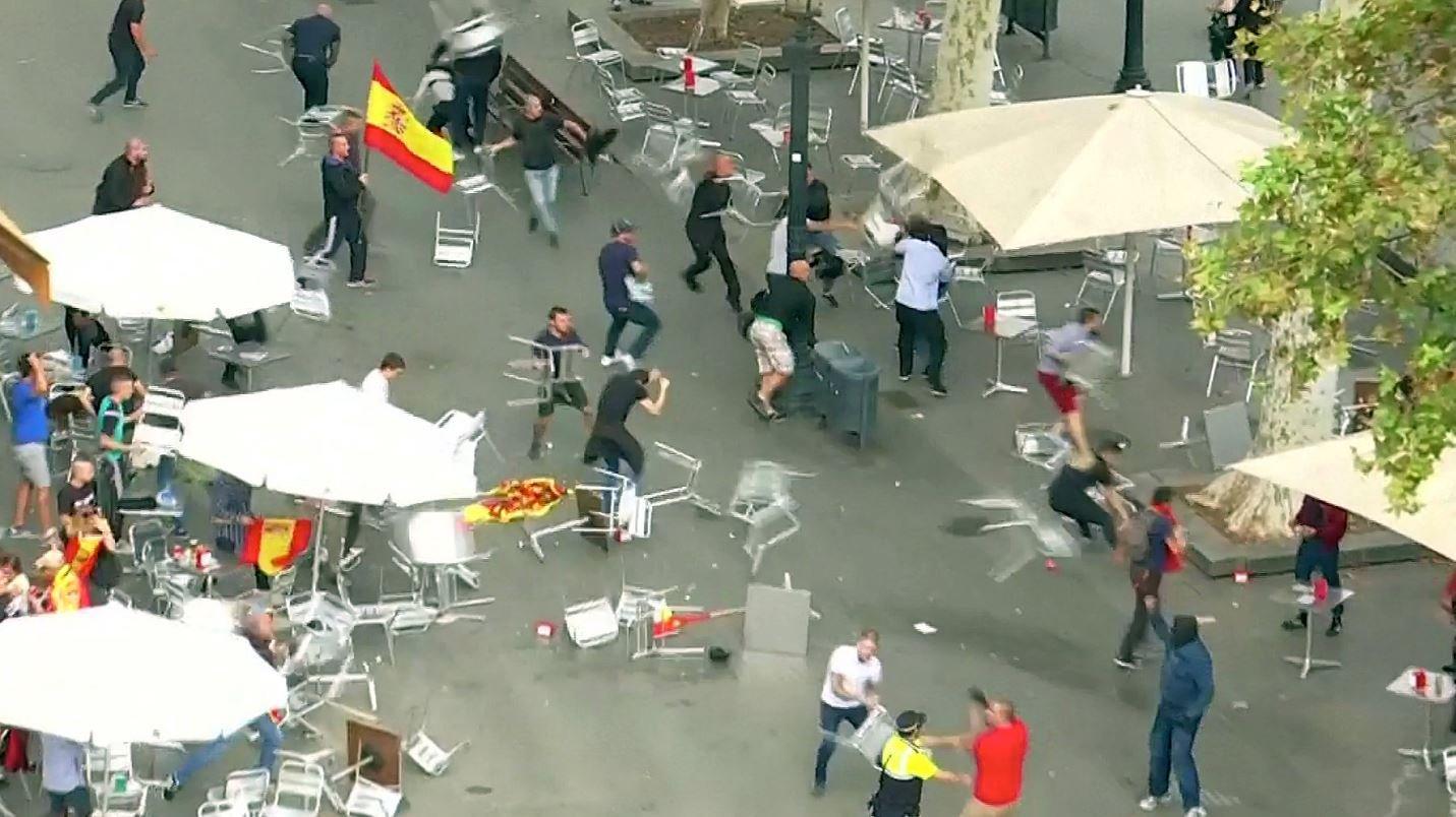 Barcelona meydan muharebesi