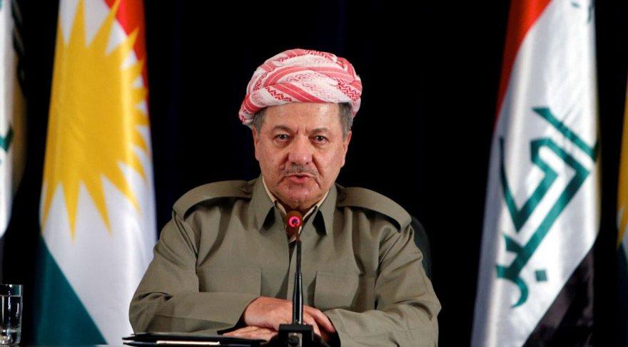 Son dakika haberi AFP: Barzani istifa etti