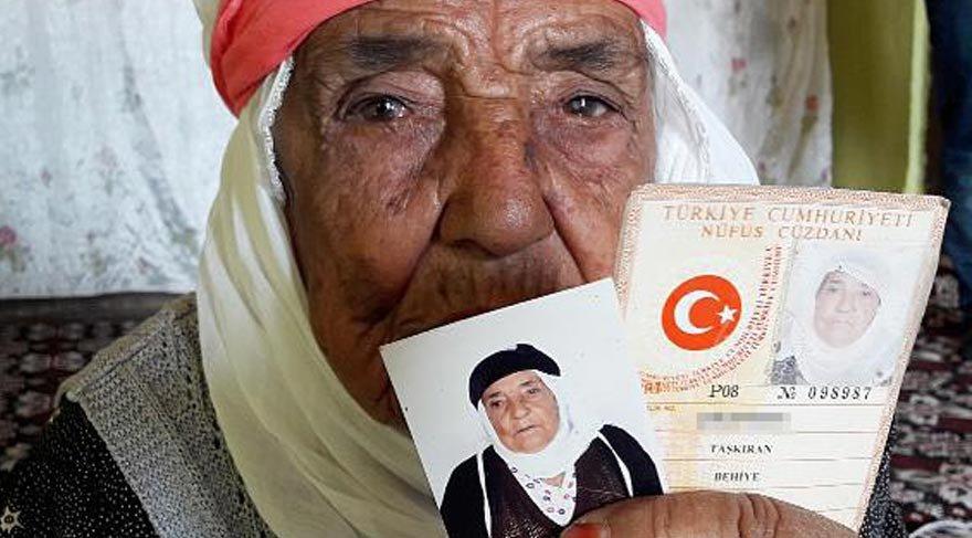 Asırlık Behiye nine: Atatürk gelmeden önce her tarafta savaş vardı
