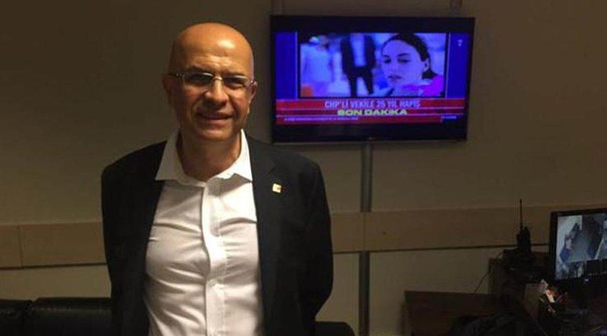 Enis Berberoğlu'ndan ilk açıklama: Suçsuzluğumu kanıtlamaya bir adım kaldı