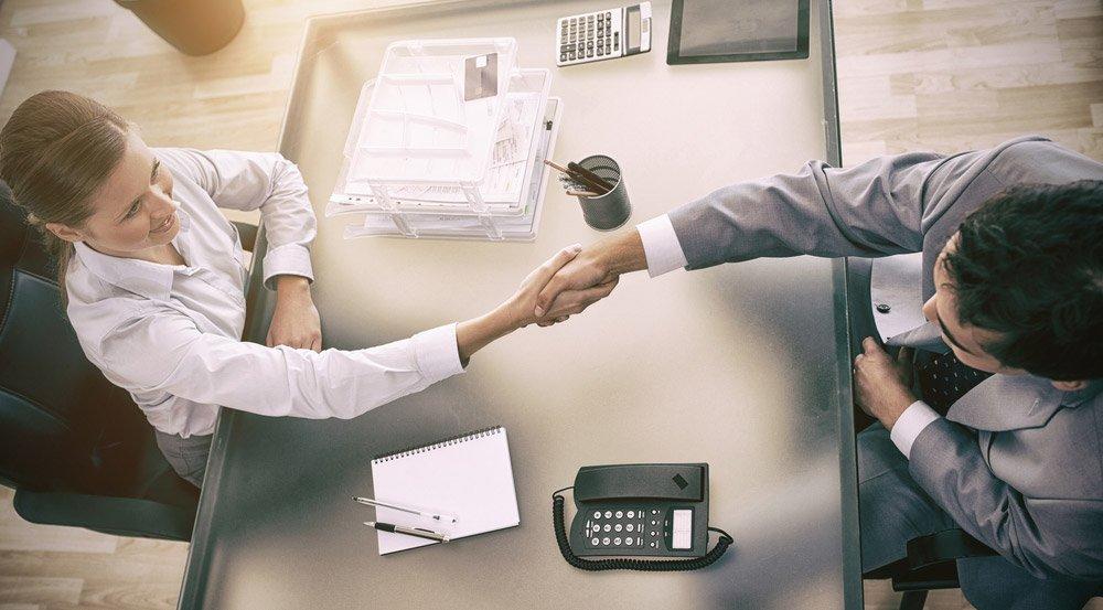 İş görüşmelerinde yeni devir