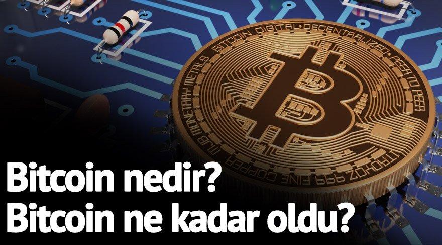 Bitcoin nedir? Bitcoin ne kadar oldu? İşte geleceğin para birimi Bitcoin hakkında merak edilenler...