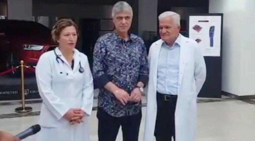 Cengiz Kurtoğlu'ndan haber var! Cengiz Kurtoğlu'nun sağlık durumu nasıl?