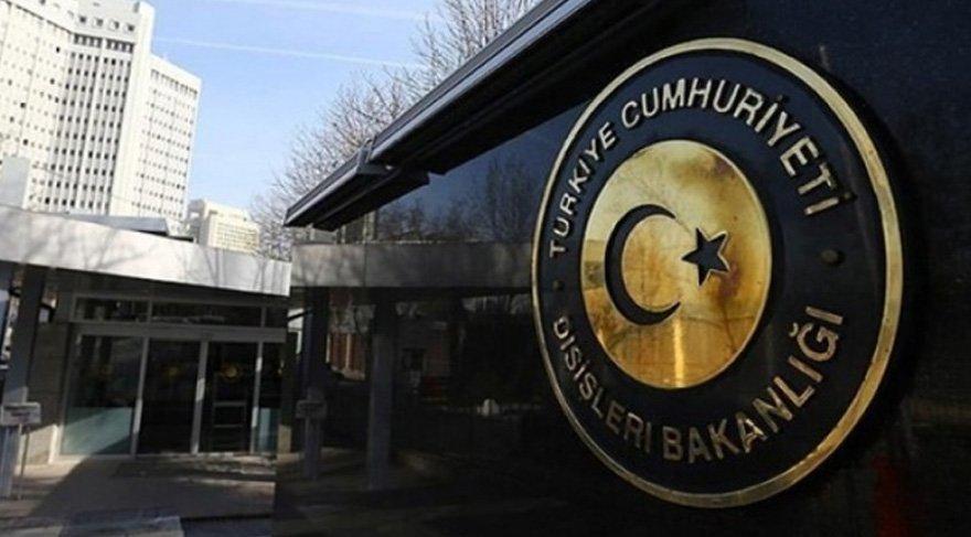 CHP'li Aksünger ortaya çıkardı! Dışişleri Bakanlığı sitesinde 'İsrail'in başkenti Kudüs' skandalı