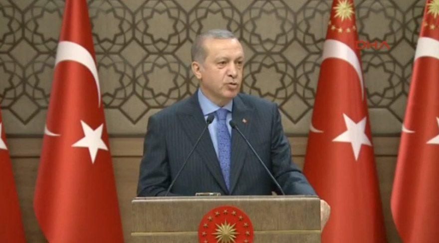 Erdoğan canlı yayında açıkladı! O belediye başkanı konuşturulmayacak