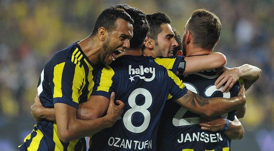 11'ler belli oldu! Fenerbahçe Kayserispor maçı saat kaçta hangi kanalda? FB Kayseri maçı ne zaman?
