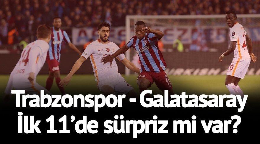 11'ler belli oldu! Trabzonspor Galatasaray maçı saat kaçta? TS GS maçı hangi kanaldan yayınlanacak? Kritik mücadele başlıyor…