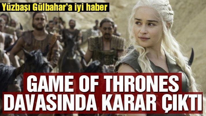Game of Thrones'un yıldızı büyük tepki çekti